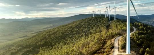 España, tercer país en Europa en solicitud de pedidos de aerogeneradores